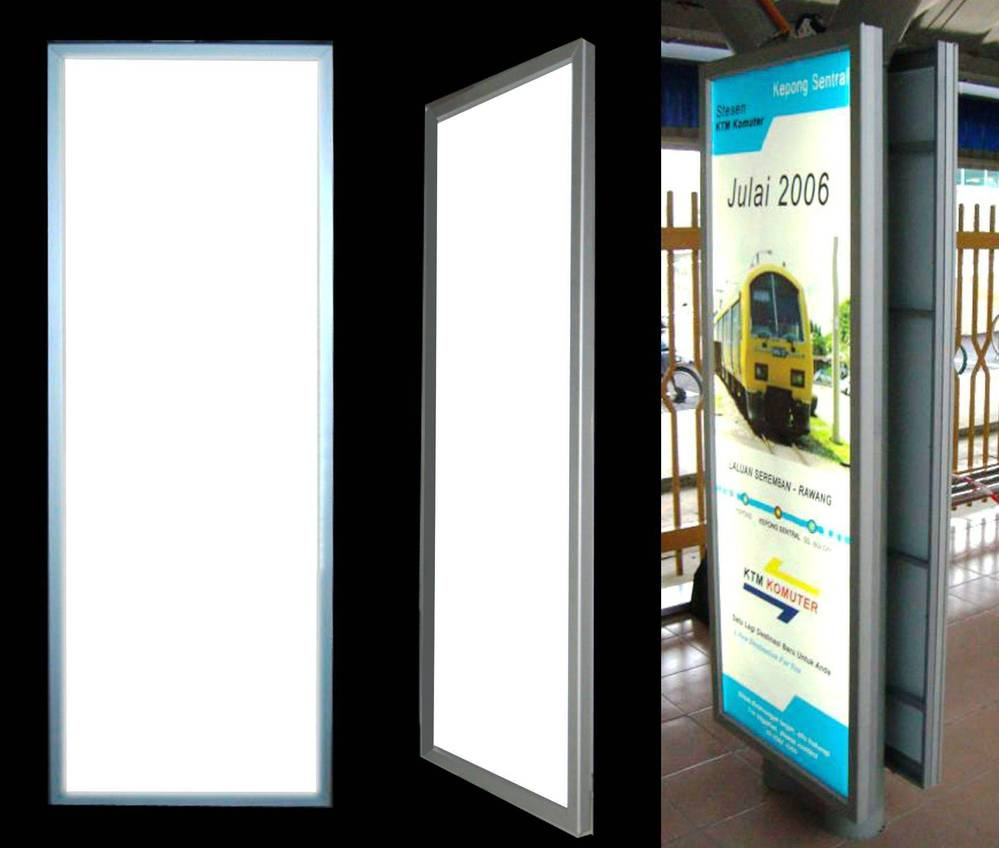 High Quality Acrylic Light Box Advertising Light Boxes