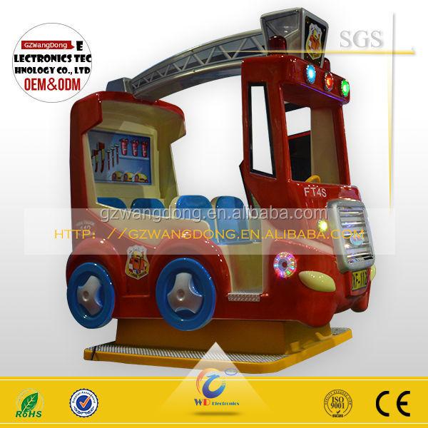 Swing auto elettrica per i bambini, giostre macchina, swing auto ...