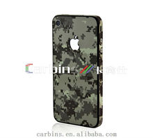 Camo Full Body Wrap skin sticker for iphone 4,4s,5