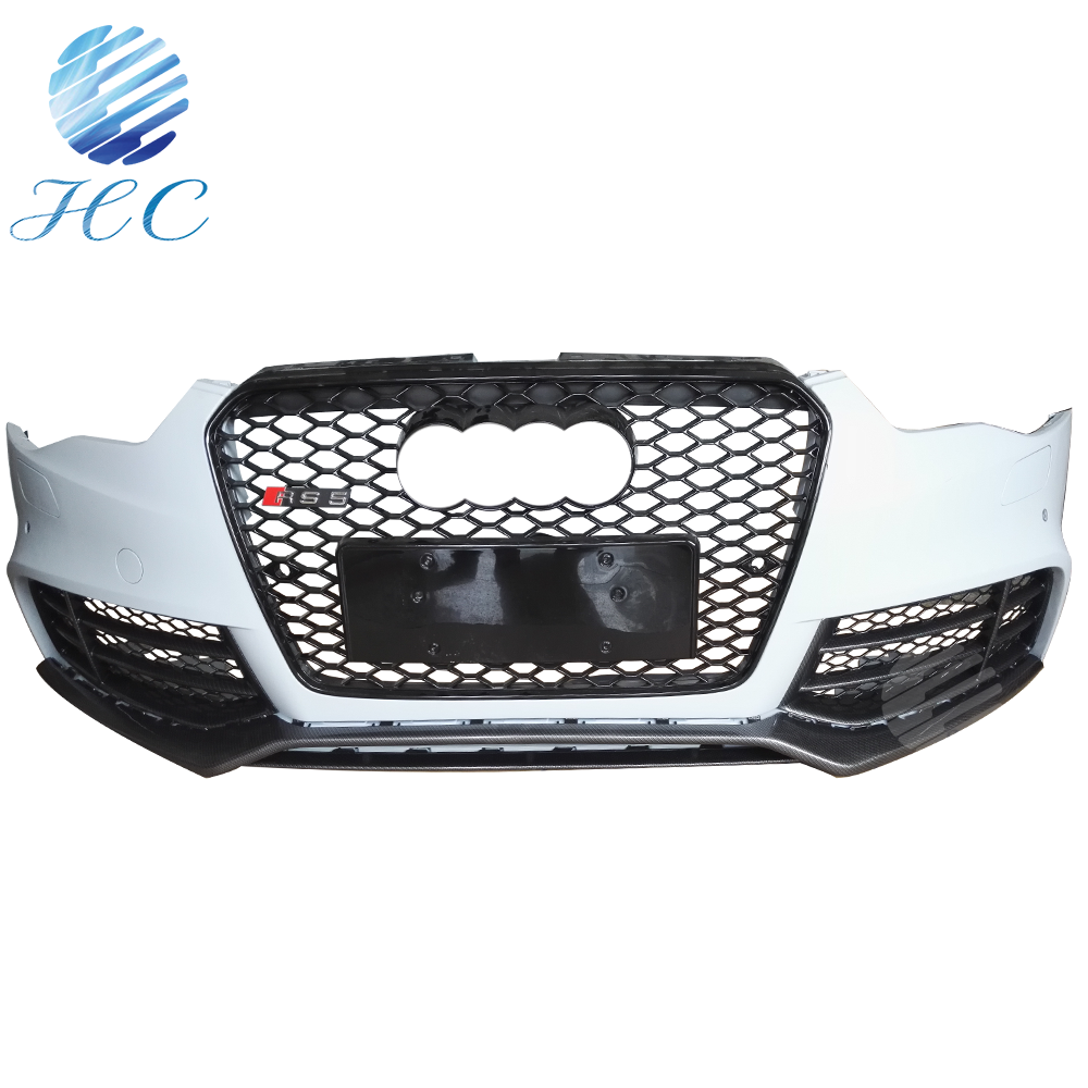 For Audi A5 pp material RS5 Car Front Bumper