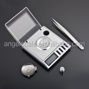 New ! High Accuracy 0.001g /20g Jewelry Scale