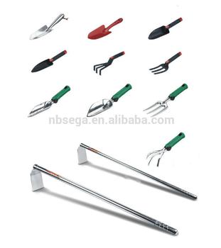 Garden Hand Tools: Garden Trowel,garden Fork,garden Rake ,garden Hoe U003c
