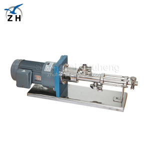 slurry pump mono micro screw pump down hole screw pump