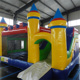 China Made commercial china inflatable bouncy castle house clearance