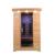 Smartmak Far Infrared 2 Person Keys Backyard Sauna - Buy ...