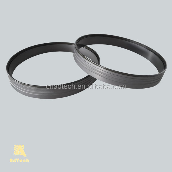 High purity graphite material part graphite R85 casting ring