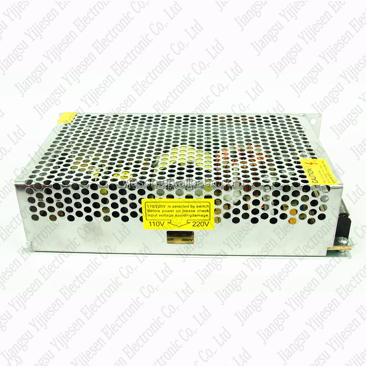 240W DC 12V 20A Regulated Transformer Monitoring Power Supply Driver SW For LED Strip Light