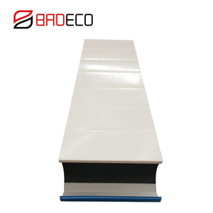 Fast Construction Rock Wool Sandwich Roof Board And High Quality Rock Wool Sandwich Roof Panel Manufacturer