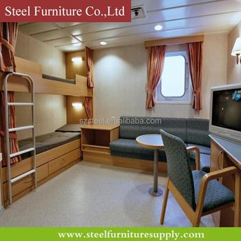 Marine Cabin Furniture Bed Boat Yacht Furniture Marine Cabin Ship