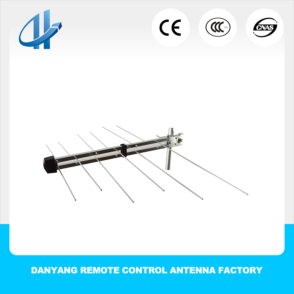 Outdoor tv antenna DVB-T DVB-T2 external antenna for portable tv with magnetic base with good performance