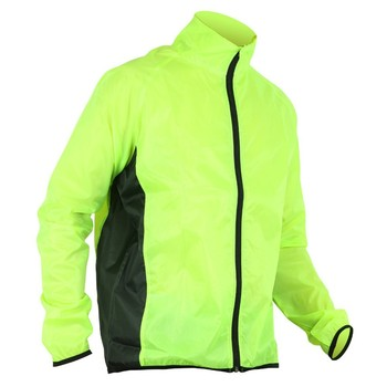 Foldable Waterproof Jacket - Coat Nj