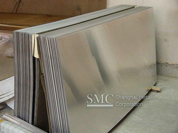 Color Anodized Aluminum Sheet Polished Aluminum Sheet