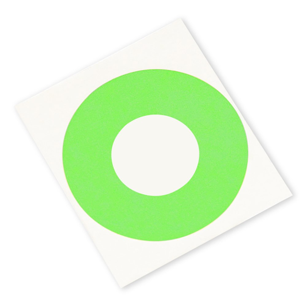 1.500 Circles 3M 201+ CIRCLE-1.500-500 General Use Masking Tape Crepe Paper Pack of 500 Natural 3M 201+ CIRCLE-1.500-500