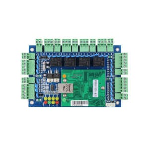 4 door controller TCP/IP/RFID weigand rfid access control board DH7004