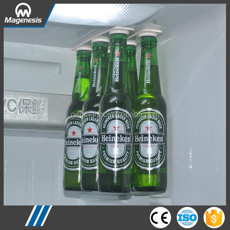 Magnetische Halterung für 6 Flaschen Bier Kühlschrank Aufbewahrung Getränke
