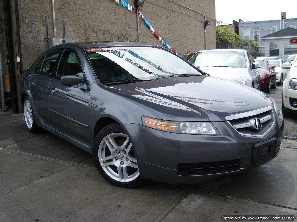 2004 Acura 3.2tl Dark Gray W/ Sun Roof,Full Power Pkg~extra Clean ...
