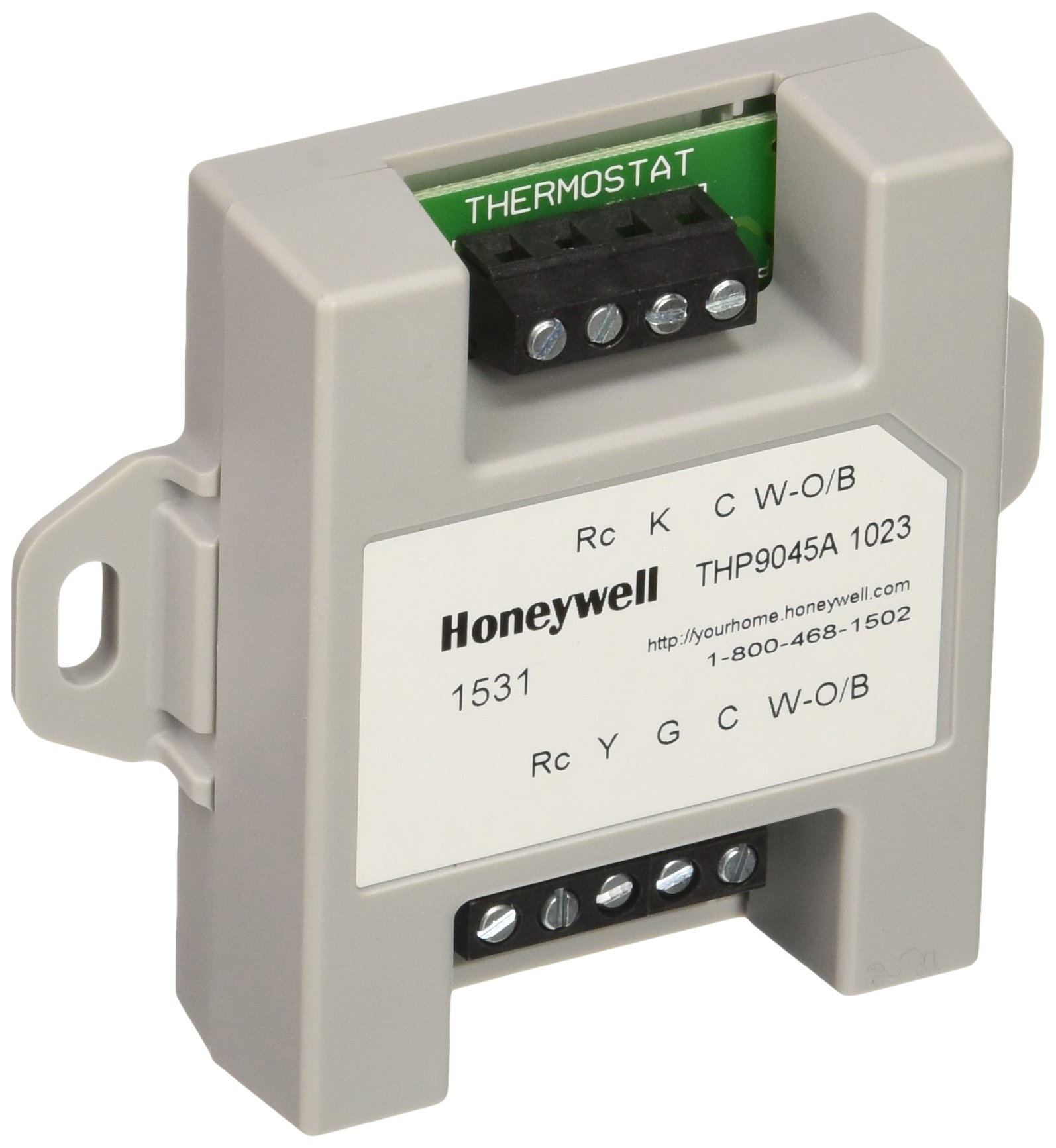 Cheap Wiring Room Thermostat Find Deals On Spal Usa Harness With Relay But Without Thermoswitch Get Quotations Honeywell Thp9045a1023 Wiresaver Module For