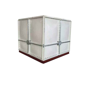 50m3 SMC sectional storage grp water tank