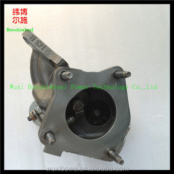 Electric Turbocharger Td04l6 04h 49377 07831 Turbo For Landrover Cadillac Engine Parts Supercharger