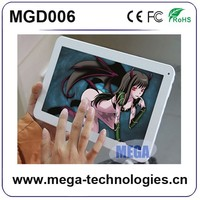 Top grade hot sell wifi 3g android tablet