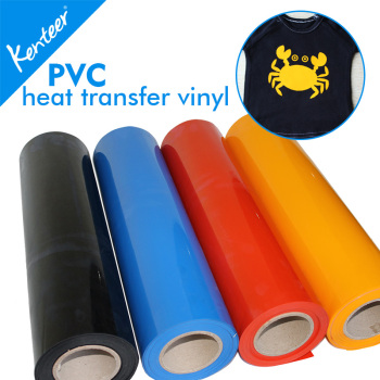 Kenteer Wholesales PVC Heat Transfer film