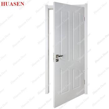 Sunmica Design Single Panel White Trimless Interior Door Buy
