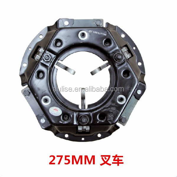 275MM truck clutch system clutch plate for dongfeng truck EQ1061 PLATO DE EMBRAGUE