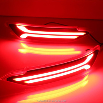 Factory Price Led Rear Bumper Light For 2015 2017 Year Hyundai Tucson