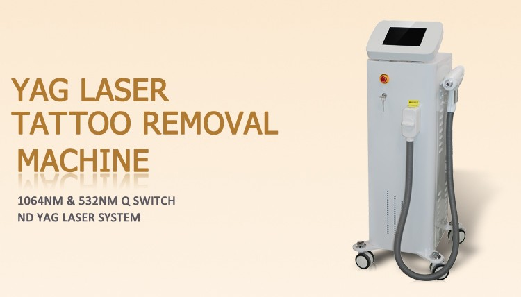 Ce approved 2016 alibaba express nd yag tattoo removal for How much is a laser tattoo removal machine