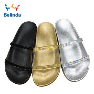 Fashion Lady Slipper 2019 Slides Footwear Transparent Shoes Women