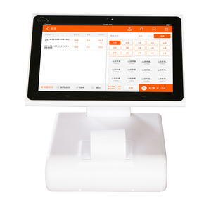Built In Thermal Printer support NFC Touch Screen Android Pos Terminal