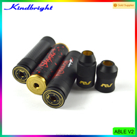 New innovative products murdered out able mod/Able V2 mod/ able mod with best quality fast delivery