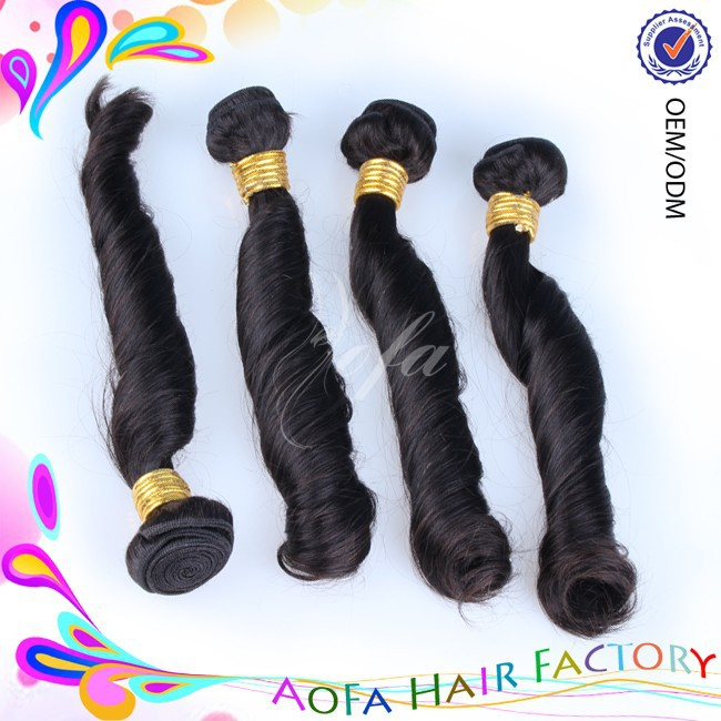 Unprocessed paypal accept raw virgin hairstyles long curly hair extension for black women