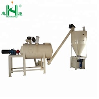 Small business big benefit concrete masonry mixing plant,tile adhesive dry mortar production line