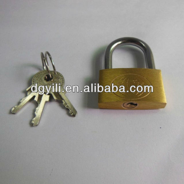 High polished Brass padlock/padlocks/Door locks/cabinet locks Rigid plastic package & Buy Cheap China cabinet plastic door locks Products Find China ...