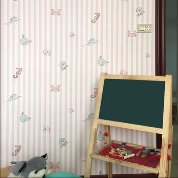 Muurstickers Kinderkamer Zee.Zee Wereld Cartoon Kinderkamer Muursticker China Fabriek Behang