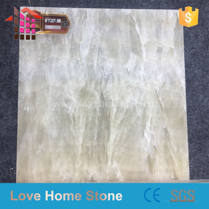 chinese polished crystal white onyx