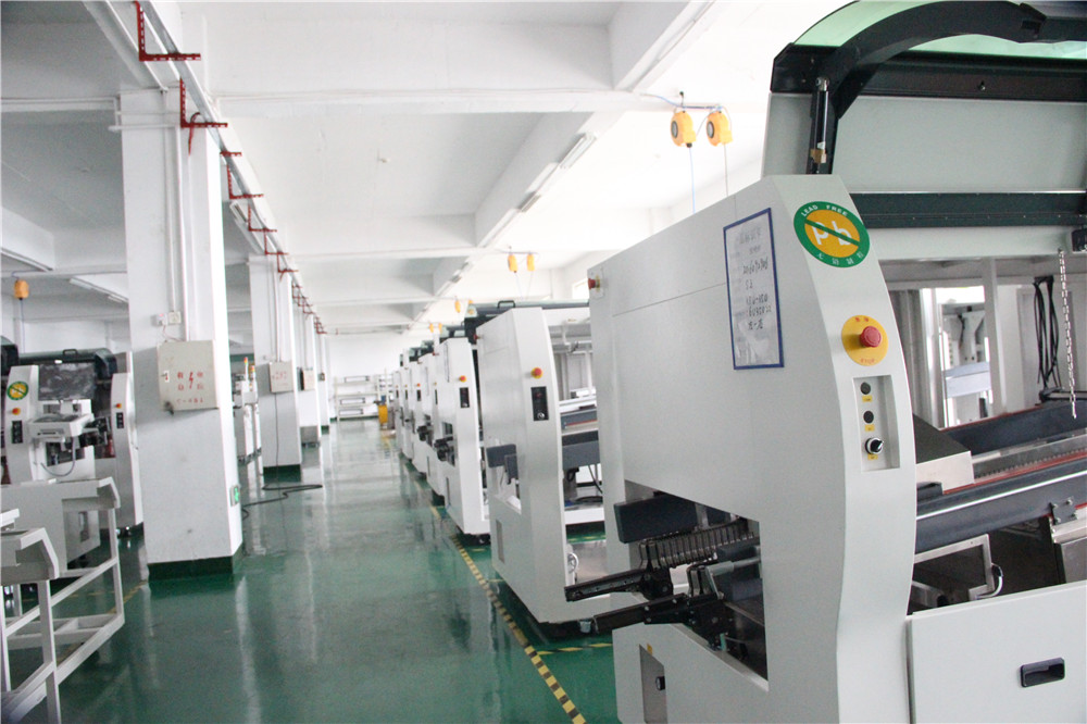 KTM-350 Automatic lead free dual wave PCB soldering machine for SMT assembly production line