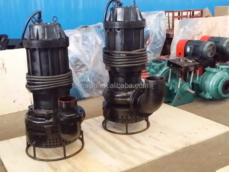 Heavy Duty Sand Dredge Submersible Slurry Pump