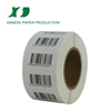 China manufacturer white label thermal label roll in china