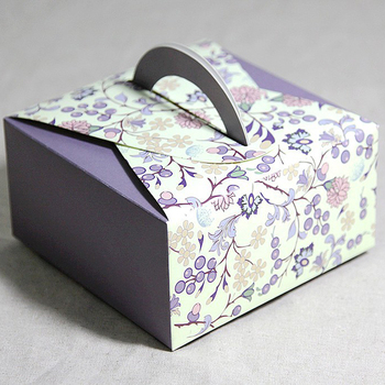 Custom Printing Foldable Paper Wedding Cake Box Design Manufacture