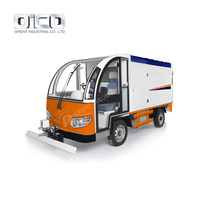 OR-H50 CN Quality Assurance High Pressure Road Washing And Sweeping Truck Vacuum Road Sweeper Truck /Street Cleaning Truck