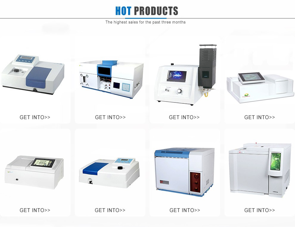 High Sensitive Laboratory Price Cheap UV Vis spectrometer