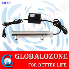 254nm LED UV Water Sterilizer in Water Tank to Kill bacteria 10w 1-2GPM