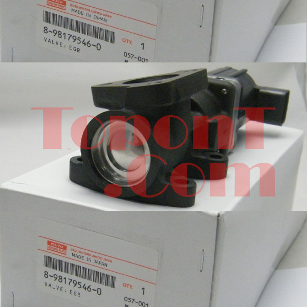 Genuine EGR Valve For 6HK1 8981795460 8980011910 8-98179546-0 8-98001191-0