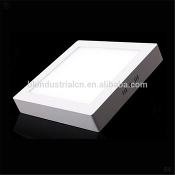Professional Thin Led Panel Light Round Led Panel Light