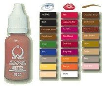 BioTouch makeup Micro Pigments