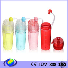 cold insulation cup injection molding outdoor bike cycling hiking sport double-deck drink spray custom made kettle