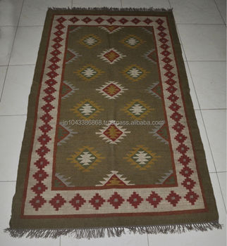 Handmade Rectangle Jute Carpet Retail Rugs And Carpets