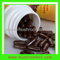 Reishi Mushroom extract capsule help operation of digestive organs